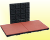ErgoPlay Outdoor Safety Rubber Blocks EN1177