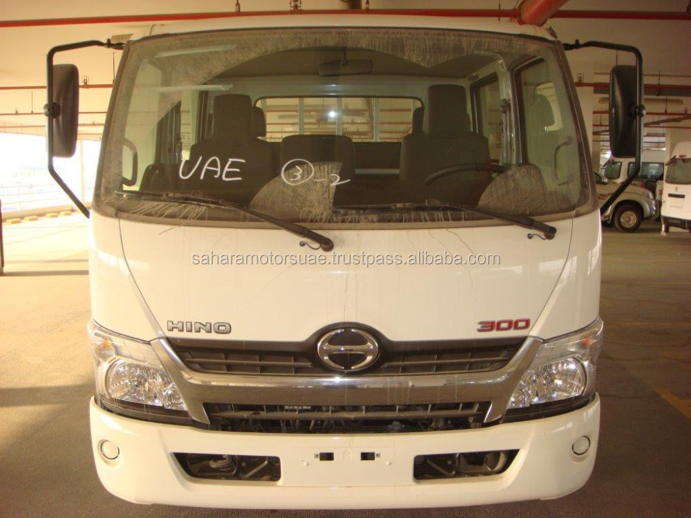 HINO TRUCK 4.2L DIESEL WITH CARGO BODY