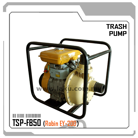 Trash Pump (TSP-FB50) TOKU