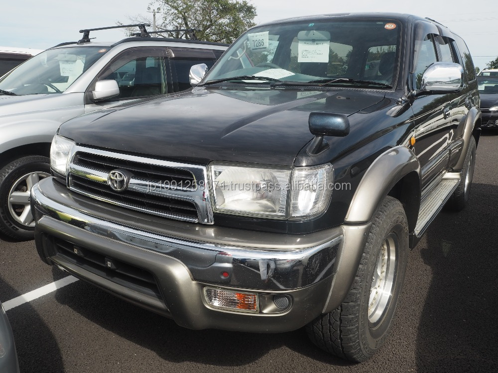 High quality and Japanese used japan toyota hilux for irrefrangible accept orders from one car
