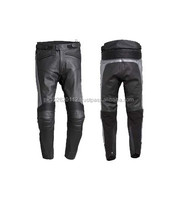 men motorcycle leather racing Pant
