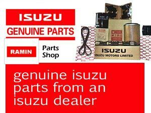Isuzu Genuine Parts