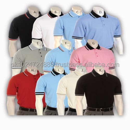 Custom Made umpire polo shirt