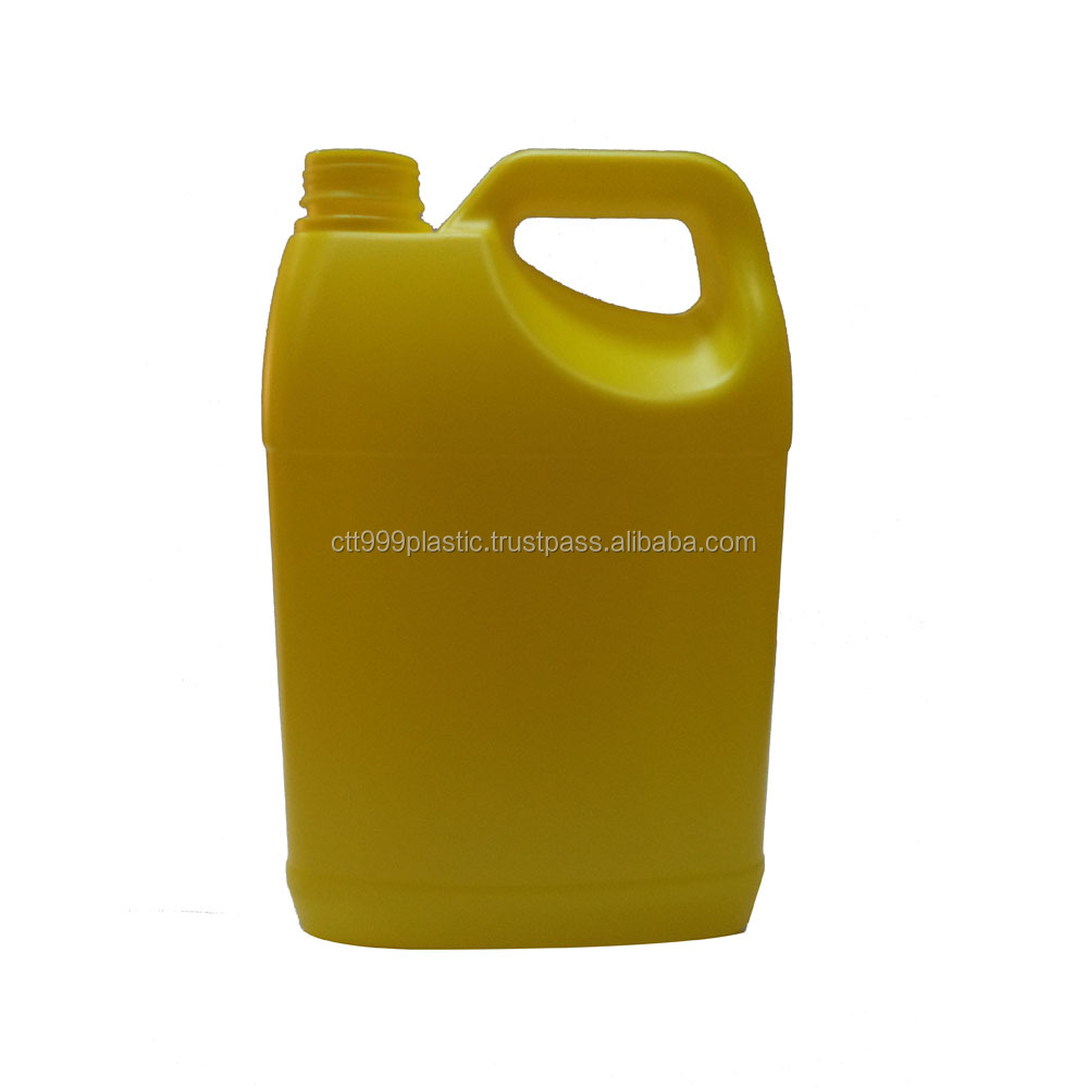 4L different color dishwashing liquid detergent bottle/ can/ container