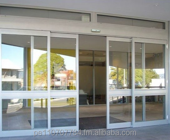 High quality Automatic Sliding Door with low price with brushless motor sensor new product