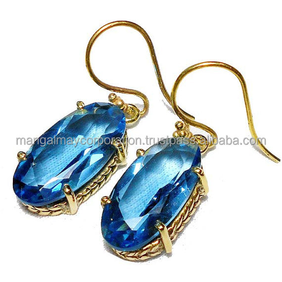 earring jhumka design 925 sterling silver gold plated earring
