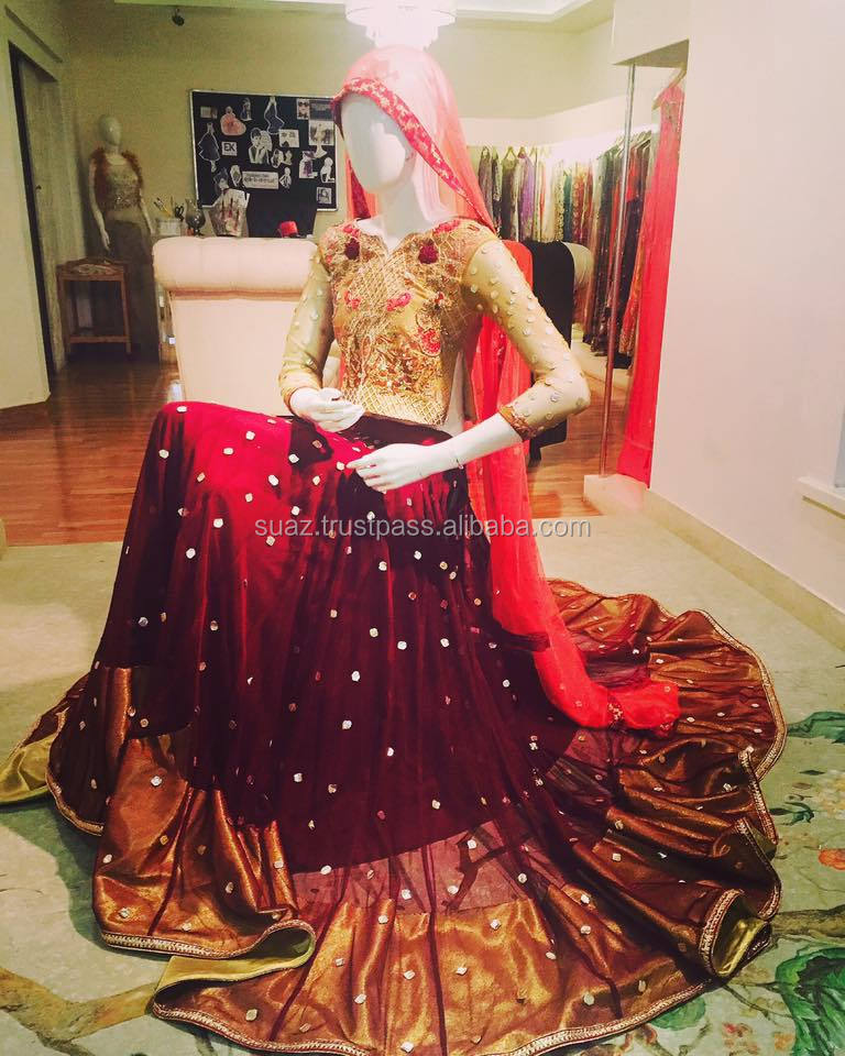 Bridal Anarkali Suits , Pakistani Lehanga dress , Pakistani Sharara suits , Designer Bridal Wear of Pakistan
