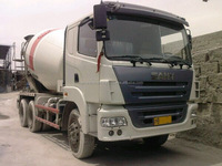Used Construction Mixers 5M3-20M3 /SINOTRUCK SANY HINO ISUZU NISSAN Concrete Mixer Truck FOR SALE