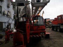 70 ton TADANO rough terrain crane original used crane used construction crane TG-700E JAPAN origin for sale in shanghai china
