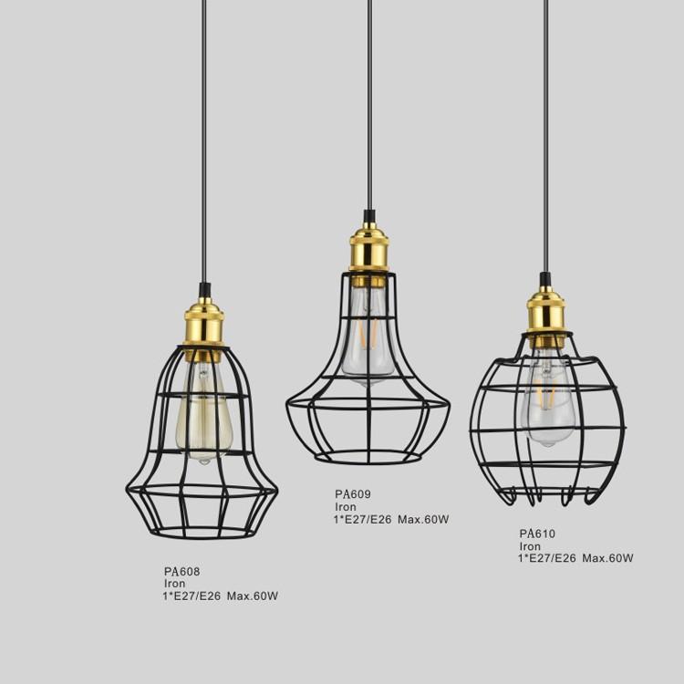 홈 장식 LED 빛, 멋진 조명, 철 펜던트 조명-샹들리에 및 조명 ...