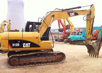 used CAT 312D excavator,Hot sale CAT 312D Excavator, CAT 312 Excavator in Construction Machinery