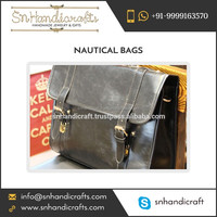 Superior Spacious Messenger Leather Bag for Men