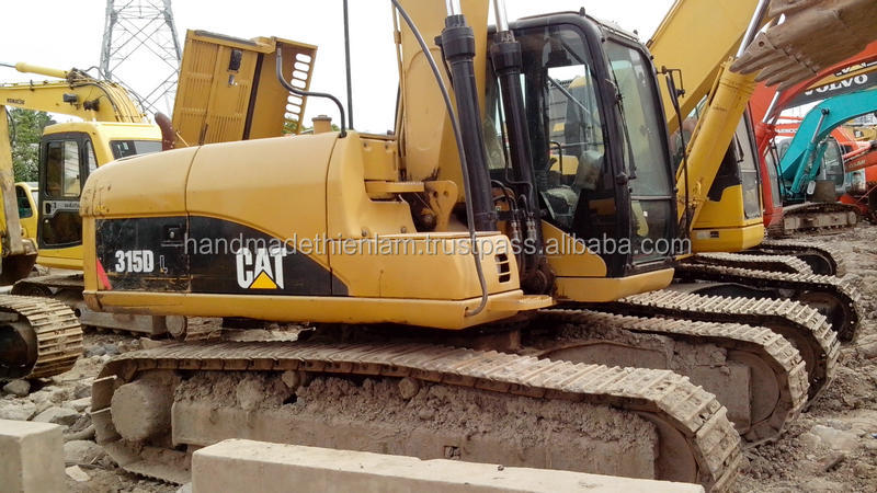 Used CAT/CATERPILLAR 315D excavator for sale