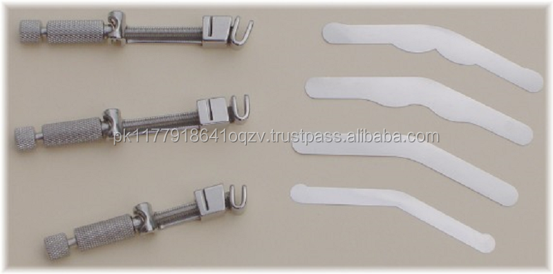 Ivory Matrix retainer/Dental instrument/Matrix band