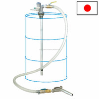 Functional and Easy to operate high viscosity pump dispenser APD-R-i for industrial use , equivalent device also available