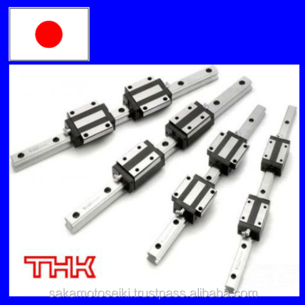 Durable and Reliable LM Guide bearing THK Linear Motion Guide