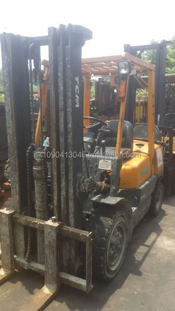 Used 3TONs forklift