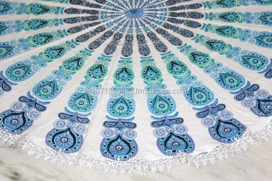 runde mandala h keln farbs ume t rkis strand entfernt roundie yogamatte hub produkt id. Black Bedroom Furniture Sets. Home Design Ideas