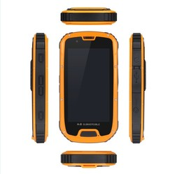 mobile phone android 4.2 MTK6589 quad core smartphone waterproof rugged phone S09 original