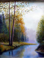 100% hand-painted oil painting on canvas for gallery home and hotel decoration
