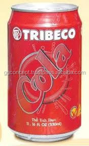 Tribeco Cola Soft Drink 330ml/ Wholesale Soft Drinks /canned carbonated soft drinks