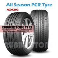 RUBBERSTONE PCR Tyre 195/55R15 Pattern No.AZA501for winter