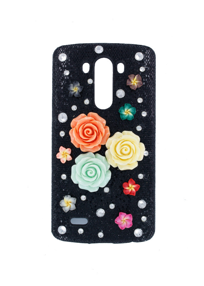 3D LUXURY DIAMOND JEWELED PHONE CASE