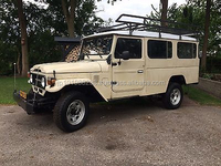 USED CARS - TOYOTA LAND CRUISER BJ45 PICK UP (LHD 6415 DIESEL)