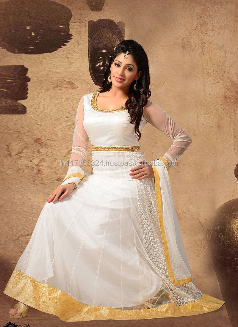 Anarkali Dress Designer Bollywood Salwar Kameez Women