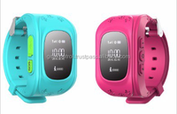 Colorful GPS Watch For Kids Support SOS Call/Location Tracking/SIM Card Kids GPS Watch Phone