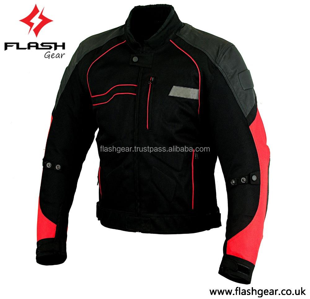 lavare di giacca moto in cordura