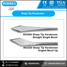 High in Durability and Precision Sharp Tip Keratomes for Sale