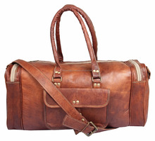 Best travel bags made in india customized travel bag leather duffel bags