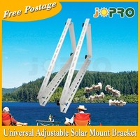 AU Stock Triangle Folding Aluminum Solar Panel Mounting Bracket