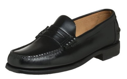 Handmade men casual loafer, men leather loafer shoes, black mocassin shoes