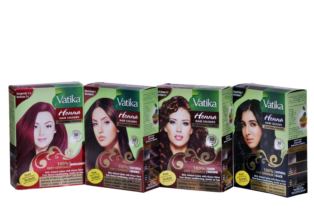 natural Plutonic Hair dye