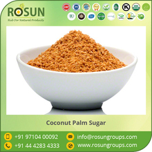 High Quality Rich Taste Organic Coconut Palm Sugar - Private Label for Wholesale Buyers