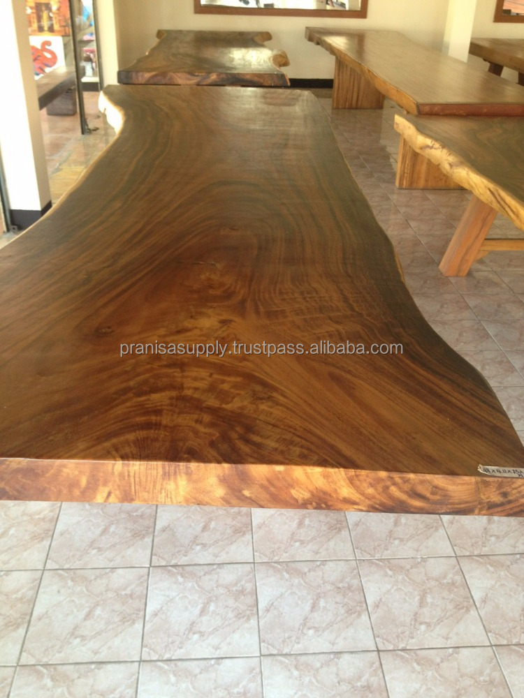 Acacia Wood Slab from Thailand ACA - 132