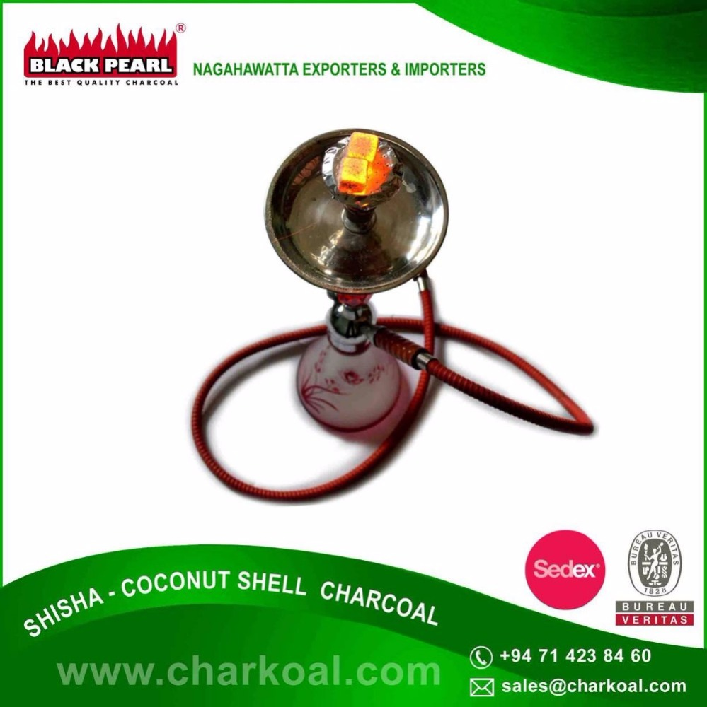 Very Strong Cube Type Shisha Charcoal at Low Cost