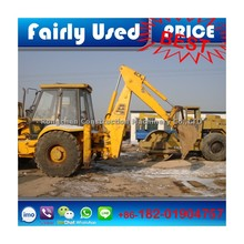 Made in UK low price JCB 4CX backhoe for sale with breaking hammer