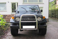 USED CARS - TOYOTA LAND CRUISER 4.2 PICKUP (LHD 8856)