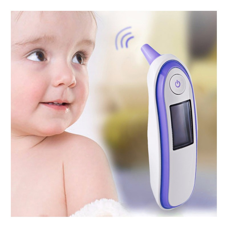 Baby Adult Infrared Digital Thermometer Forehead Ear Thermometer Body Care Diagnostic Tool thermometer baby