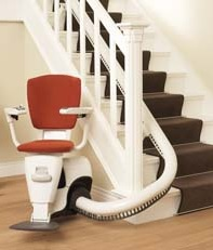 Curved Stair Lift (Chairs and Platforms)