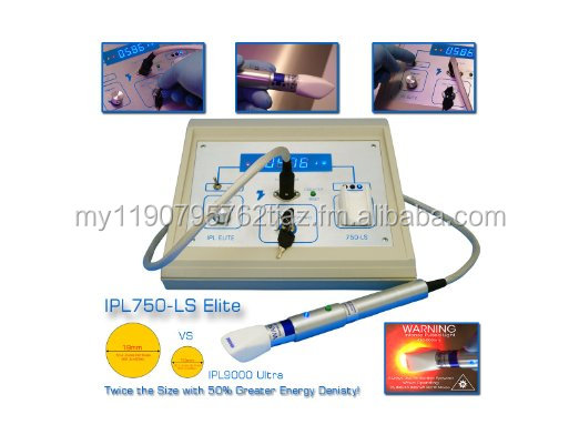 IPL750 E-Light Flux Professional System IPL Laser Hair, Scar, Wrinkle, Blemish, Vein and Age Spot Removal Machine