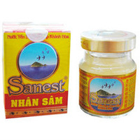 Vietnam Bird's Nest Drink with Ginseng 70ml Good For Healthy