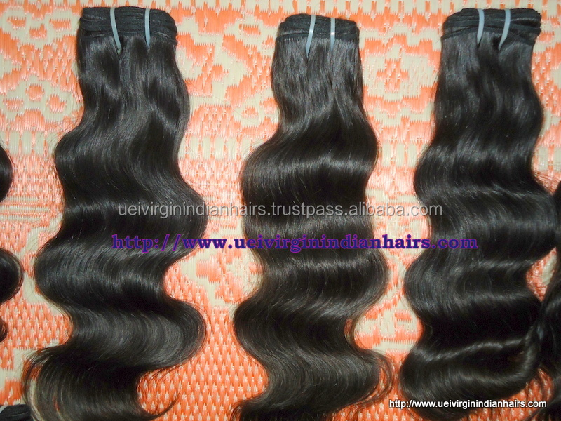 NEW YEAR SALES PROMOTION Natural curl virgin Indian hair