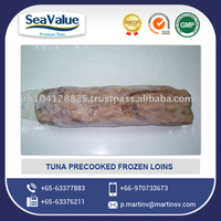 Tuna Loins from ISO Certified Company