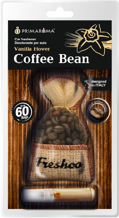 Coffee Bean Air Freshener
