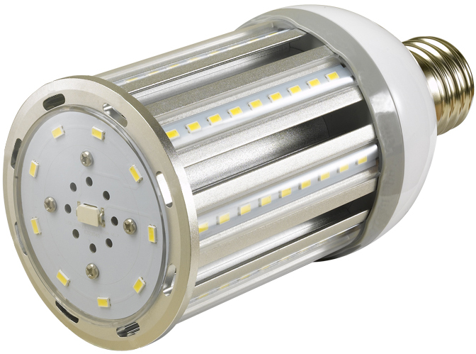 Singapore UL Listed LED Corn Lamp,27W with SAMSUNG 5630 LEDs and Rubycon Capacitors, Compact UL listed IP64 led corn lamp