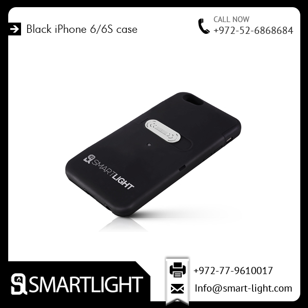 Popular Phone 6 6S Cover with Lighter Direct from Factory
